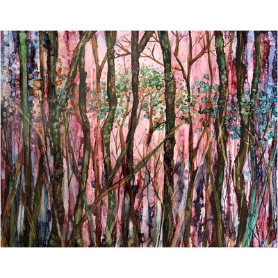 Dreaming in Trees - Greeting Cards
