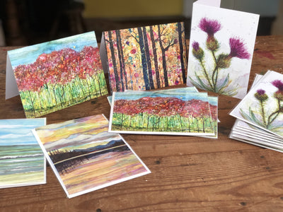 Spring Forest - Greeting Cards
