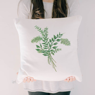 Eucalyptus Bunch Pillow - LocalWe