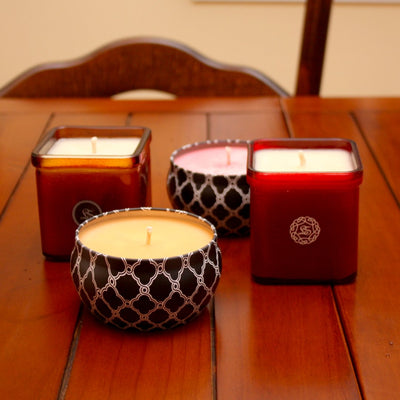 Pumpkin Pie - Premium Hand Poured Soy Candle