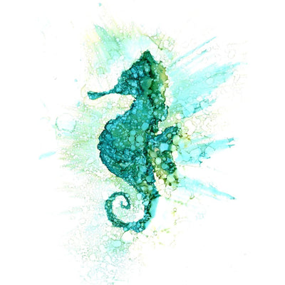 Seahorse - Greeting Cards