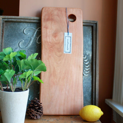 Tennessee Cherry Serving Board