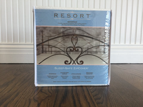 Resort Waterproof / Bed Bug/ Allergen Mattress protector