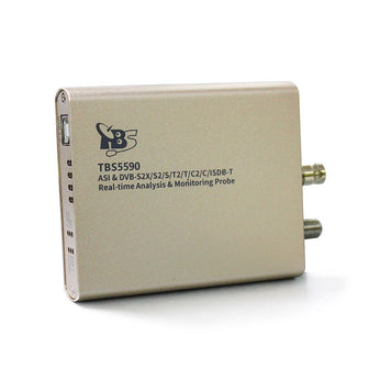 TBS 5590 Multi Standard Real Time Transport Stream Probe