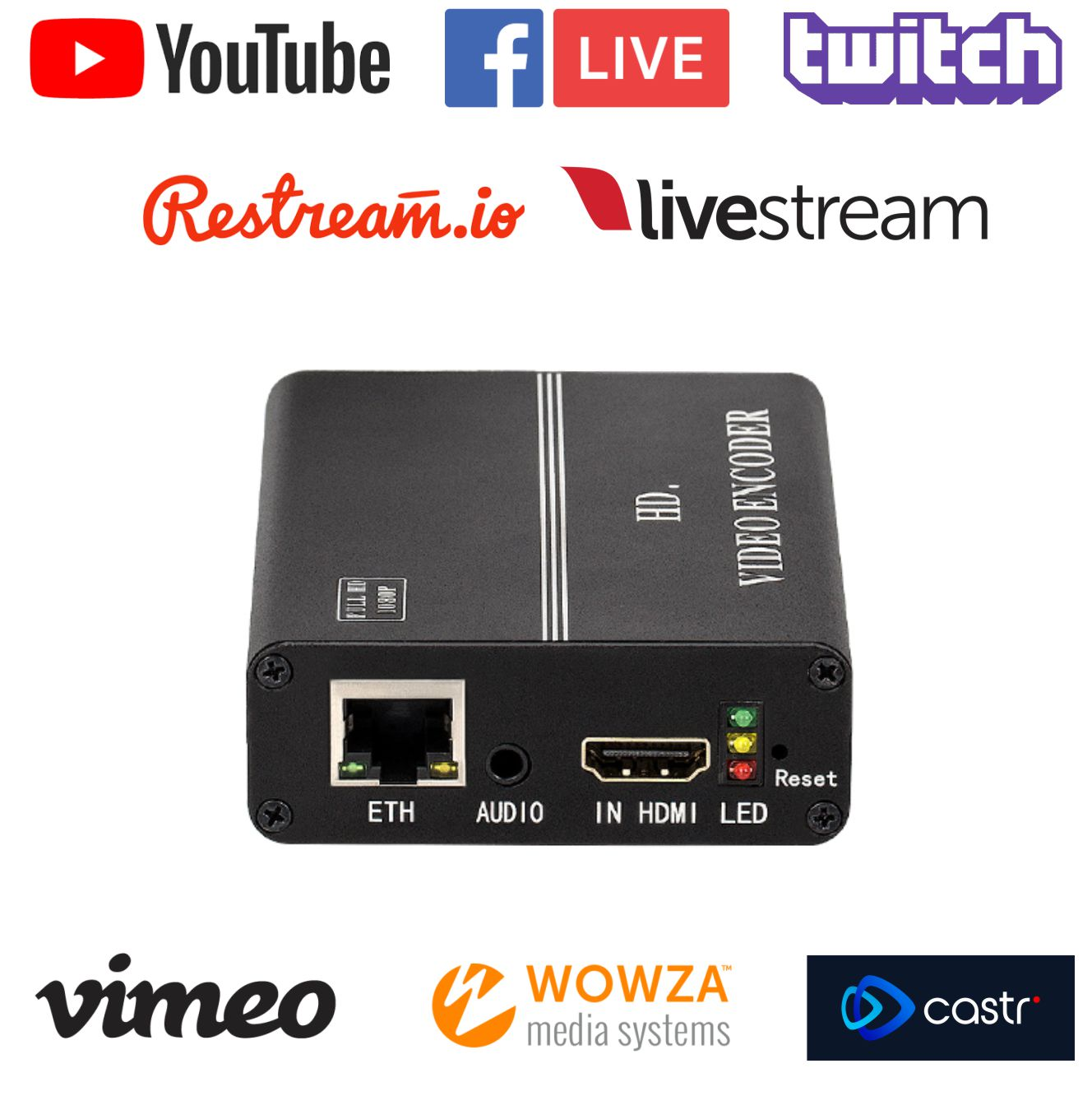 EasyStream ES264 HDMI H.264 HD Encoder