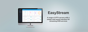EasyStream server software only - requires remote installation