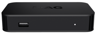 MAG 322 IPTV Set Top Box