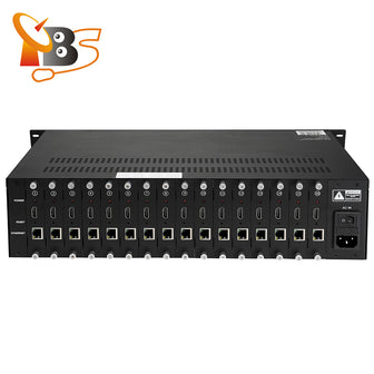 TBS2630 16 channel HD H.264/H.265 HDMI Encoder