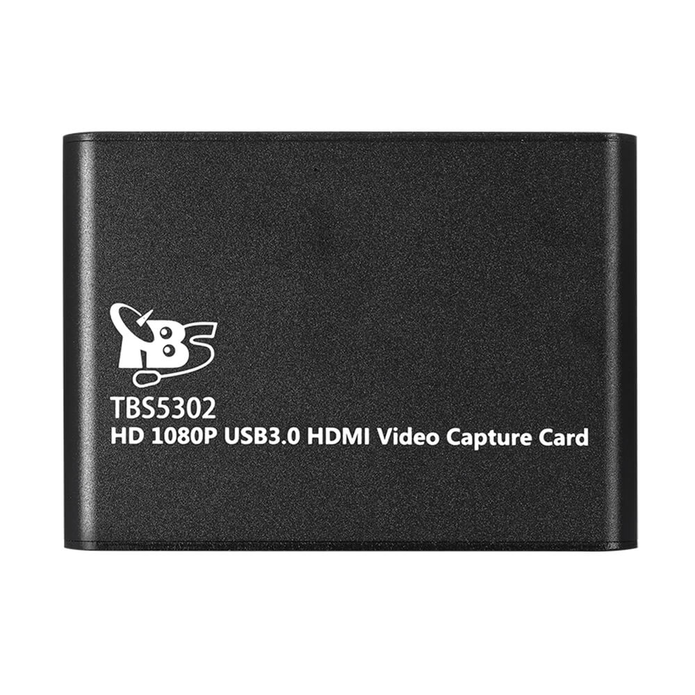 TBS5302 - 1080P USB3.0 HDMI Video Capture Card