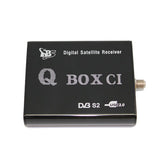 TBS5980 QBOX CI DVB-S2 TV Tuner USB -External TV Tuner Box for Laptop and PC