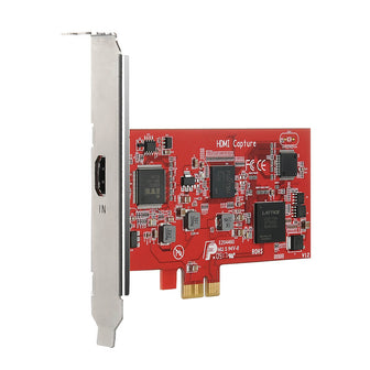 TBS6301 - 1 Input PCIe HDMI HD Capture card