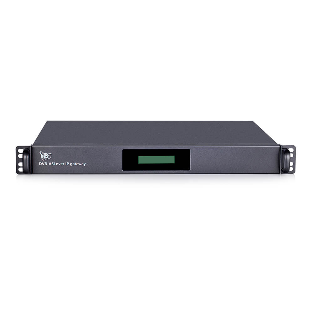 TBS8012 DVB-ASI to IP Gateway