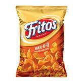Fritos Bar-B-Q Flavored Corn Chips