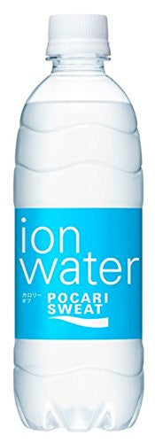 Otsuka Pocari Sweat Ion Water PET500mlX24 pieces