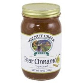 Walnut Creek Pear Cinnamon Spread 10oz