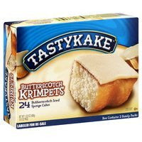 Tastykake Butterscotch Krimpets (24 ct.)