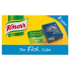 Knorr Fish Stock Cubes 8 x 80G
