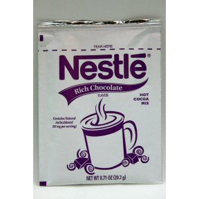 Nestle® Rich Chocolate Flavor Hot Cocoa Mix (Case of 50)