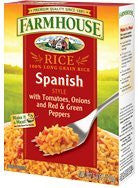Farmhouse, Spanish Style Rice, 6oz Box (Pack of 6)