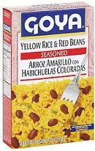 Goya Rice & Red Beans 8 oz box (2 boxes 16 oz total)