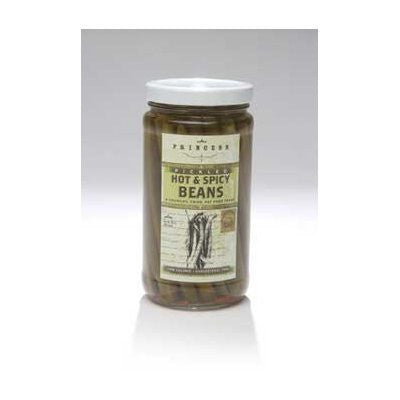 Princess Hot & Spicy Pickled Beans (Case of 12)