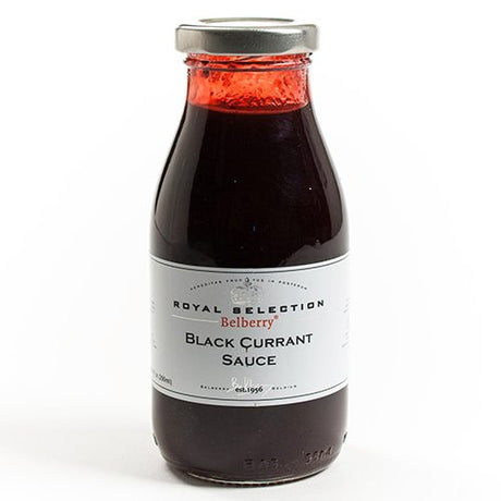 Royal Selection Belberry Black Currant Sauce (8.45 fluid ounce)