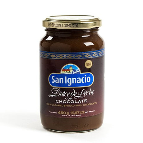 Dulce de Leche with Chocolate by San Ignacio (15.87 ounce)