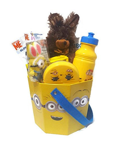 Despicable Me Minions Easter Egg Bucket - 15 Pieces