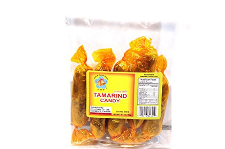 Bell & Flower Tamarind Candy - 3.5oz (Pack of 1)