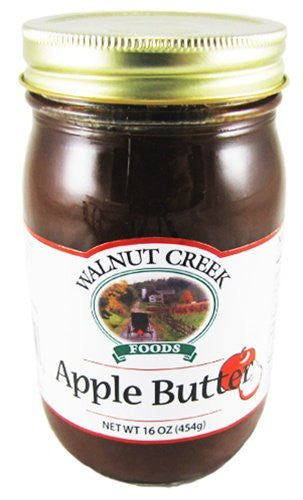 Walnut Creek Amish Apple Butter 16oz Jar