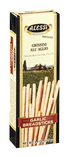 Alessi Breadstick Thin Garlic