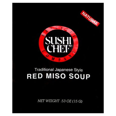 Soup Miso Red (Pack of 12)