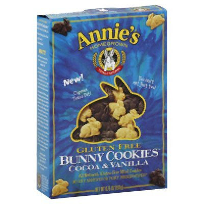 Bunny Cookies Vanilla Coco Gluten-Free (Pack of 12) - Pack Of 12