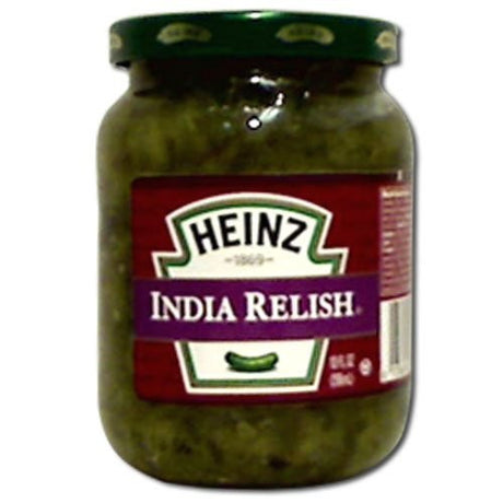 India Relish,10 Ounce -- 12 Case