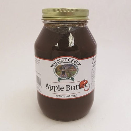Walnut Creek Amish Apple Butter 32oz Jar