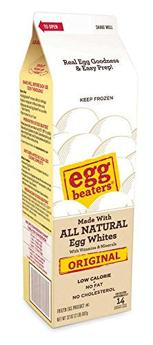 Conagra Egg Beaters Egg - Carton, 2 Pound -- 12 per case.