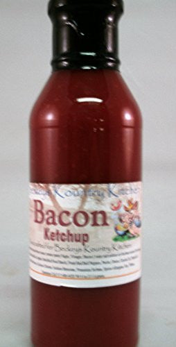 Bacon Ketchup. Ketchup with a great bacon flavor