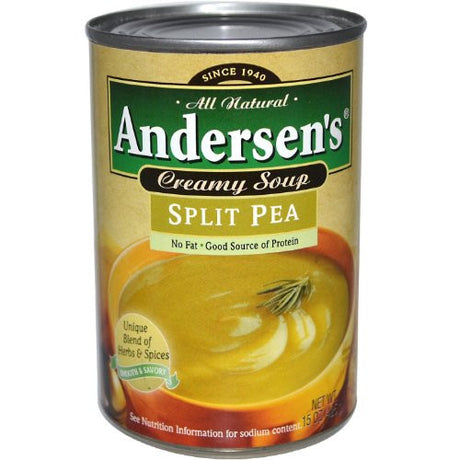 Anderson's Split Pea Soup, 15 Oz. Can (Pack of 2)