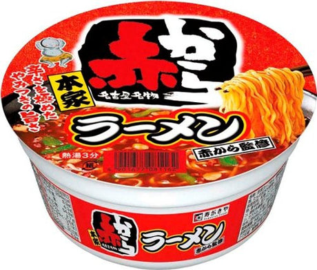 12 ramen 116g ~ from supervision cup red from Kotobukigaki and red