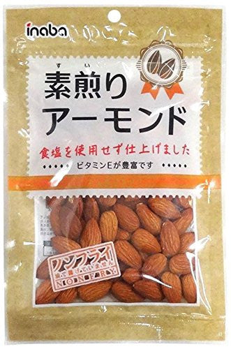 105gX10 pieces Inaba peanut-containing roasted almonds