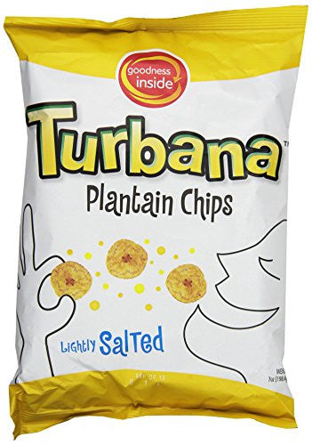 Turbana Plantain Chips, 7 Ounce