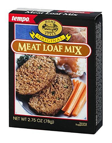 Tempo Meat Loaf Mix Original