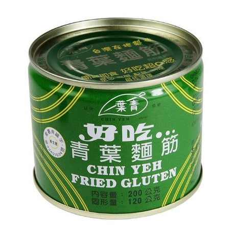 7oz Chin Yeh Fried Gluten (Pack of 3)