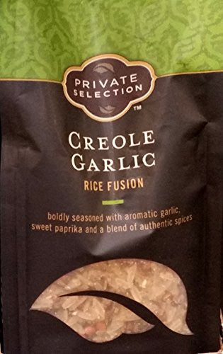 Private Selection Creole Garlic Rice Fusion 7 oz (Pack of 2)
