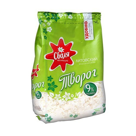 Svalia Farmer Cheese Bag 9% 450g