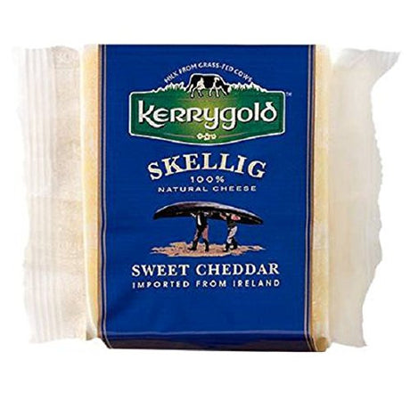 Kerrygold Skellig Cheese, 7 Ounce (Pack of 24)