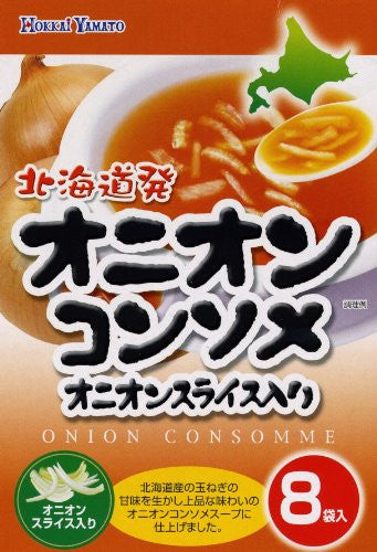 Beihai Yamato onion consomme 56g (7gX8 bags) X6 pieces