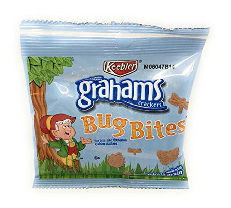 Keebler Grahams Bug Bites Snack Packs, 1 oz. (Set of 20)