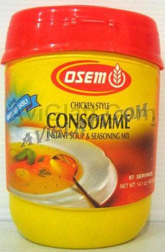 Osem Consomme 3 Pack