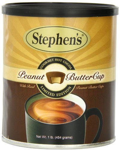 Stephen's Gourmet Hot Cocoa, Peanut Butter Cup, 16-Ounce Can by Stephen's Gourmet